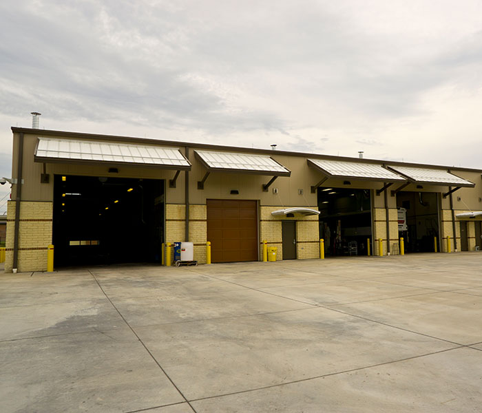 Loudoun County Transit Maintenance and Operations Facility