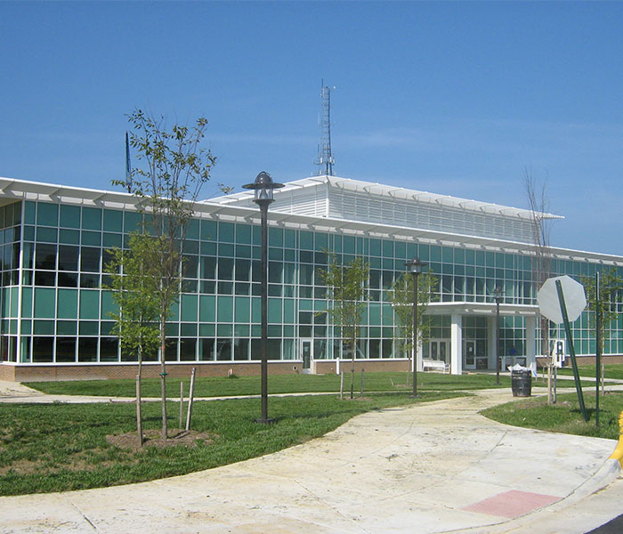 Prince William County Development Services Building