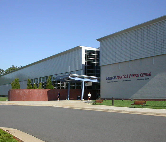 George Mason University – Freedom Aquatic and Fitness Center