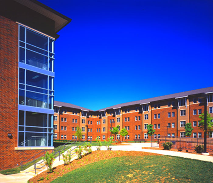 George Mason University – Housing V Liberty Square