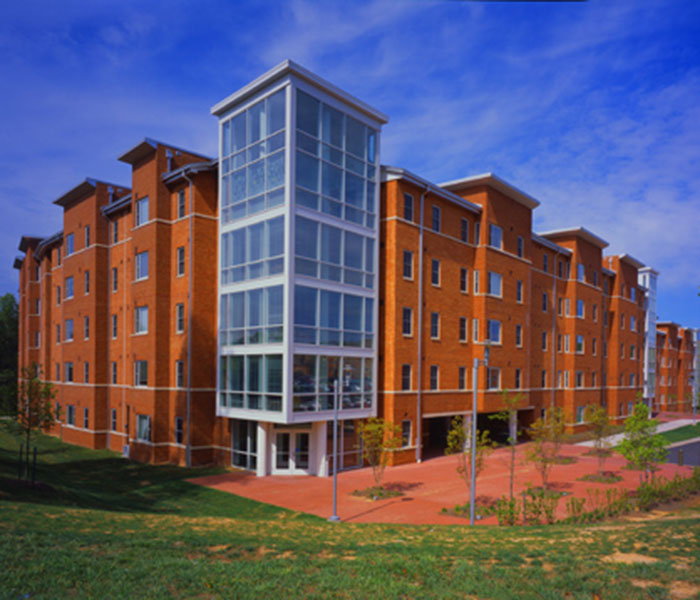 George Mason University – Housing VI Potomac Heights