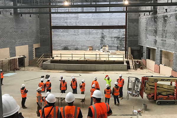 Construction Mentorship and Student Training Programs