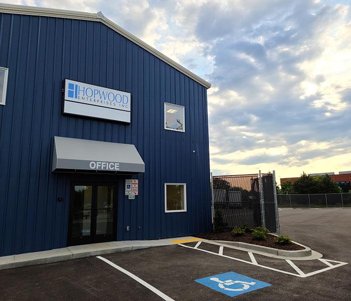 Hopwood Enterprises – Ballenger Creek
